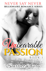 Unbearable Passion Book 1