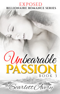 Unbearable Passion Book 3